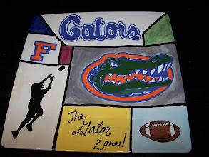 Photo: Gator Fan Platter