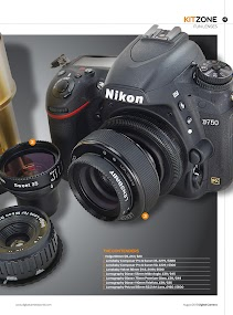 Digital Camera World- screenshot thumbnail