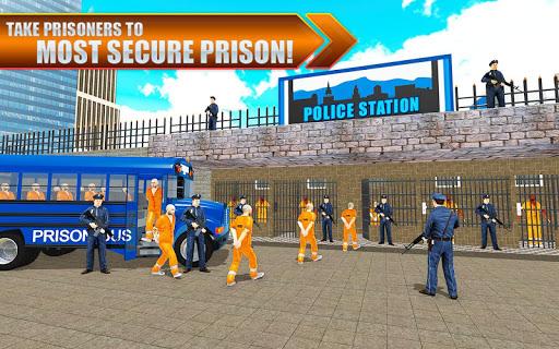 Prisoner Transport Bus Simulator 3D 1.0 screenshots 5