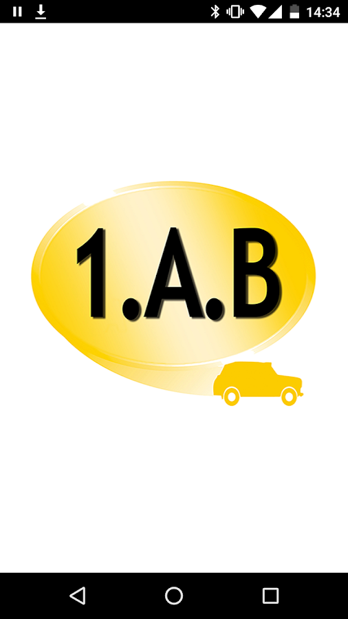 1AB Taxis Ltd- screenshot
