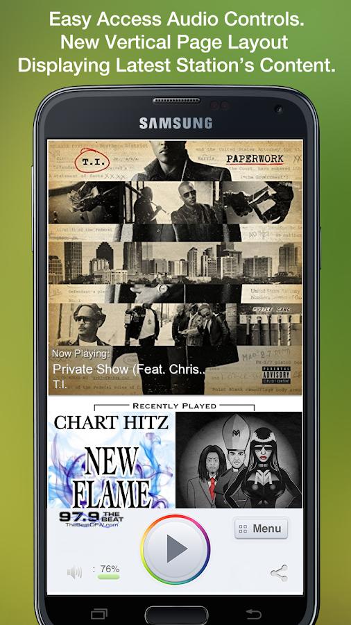 97.9 The Beat - Dallas- screenshot