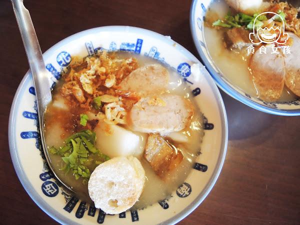 阿喬師水粄粥-最溫暖的改良在地小吃/台南老店/台南在地美食/碗粿推薦
