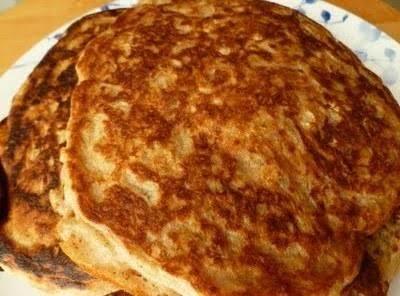 Peepaw's Oatmeal Pancakes Recipe