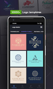 Logo Maker & Logo Creator - Free Logo Templates