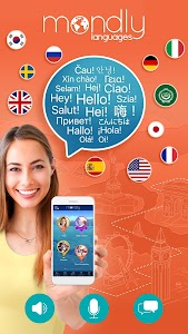 Learn 33 Languages Free - Mondly 7.0.1