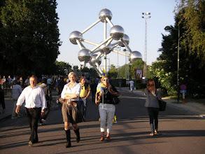 Photo: Atomium, Brussels