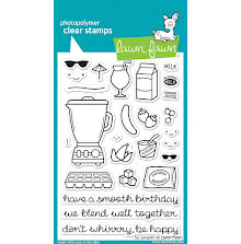 Lawn Fawn Clear Stamps 4X6 - So Smooth