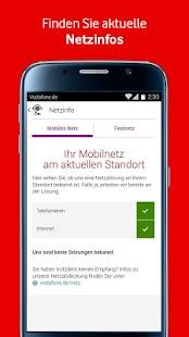MeinVodafone- screenshot thumbnail