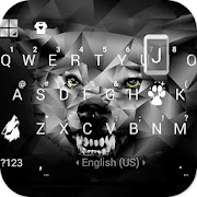 App Polygon Wolf Keyboard Theme APK for Windows Phone