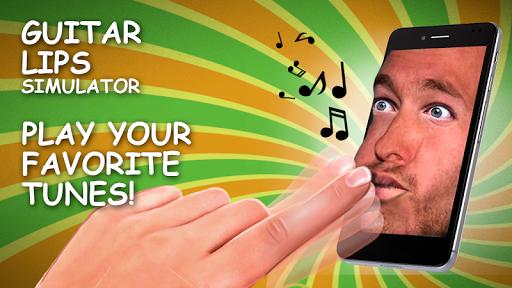 玩免費模擬APP|下載吉他的嘴唇模拟器 app不用錢|硬是要APP
