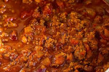 Do Ahead Essentials: Chili Meat in the Freezer