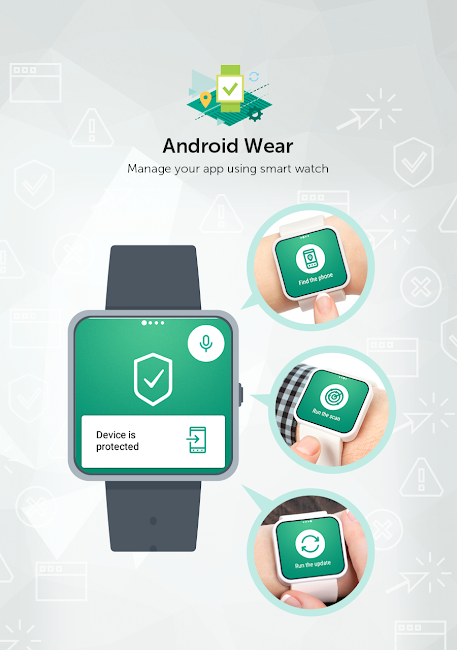 #17. Kaspersky Antivirus & Security (Android)
