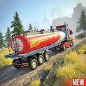 Offroad Oil Tanker Truck Simulator icon