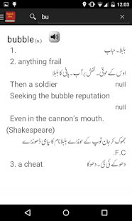 Urdu dictionary apps on google play screenshot image solutioingenieria Images