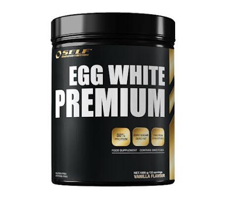 Self Egg White Premium Protein 1kg - Vanilla