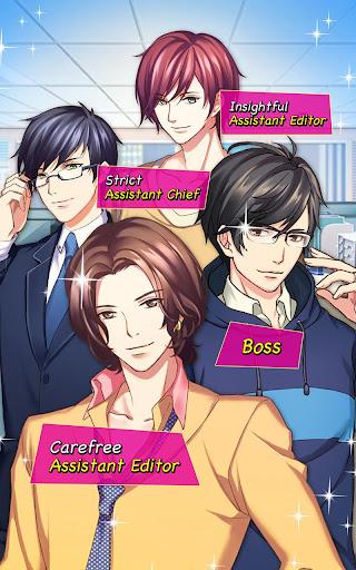 Télécharger Office love story - Otome game  APK MOD (Astuce) screenshots 3