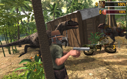 Dino Safari: Evolution-U APK screenshot thumbnail 5