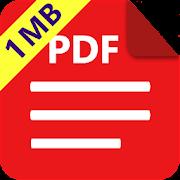 PDF Reader - Just 1 MB, Viewer, Light Weight 2019