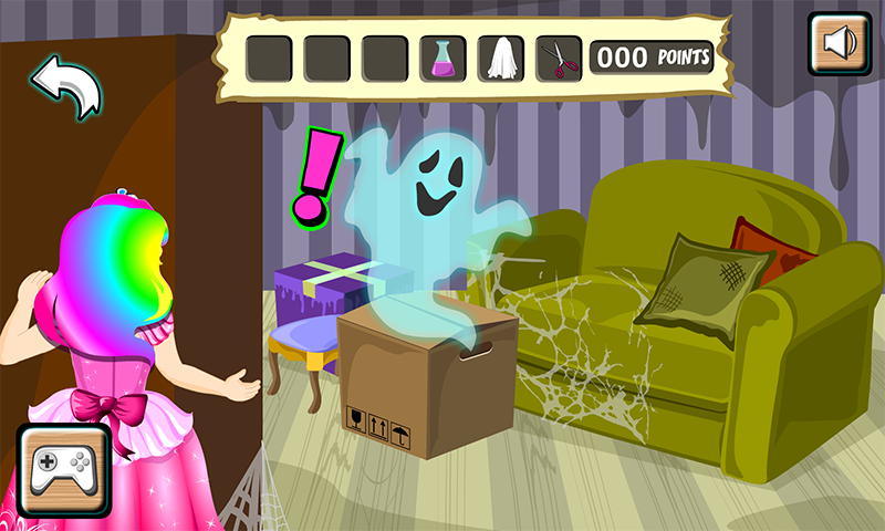 how to play ghost game
