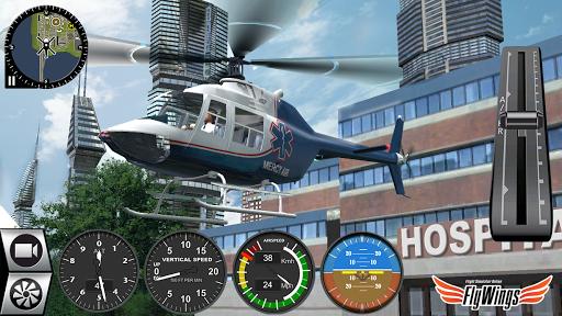 Helicopter Simulator 2016 Free  screenshots 17