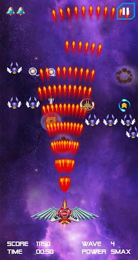ud83dude80Space Hunter Alien Shooter War Galaxy Strikerud83dude80 1.2 screenshots 8