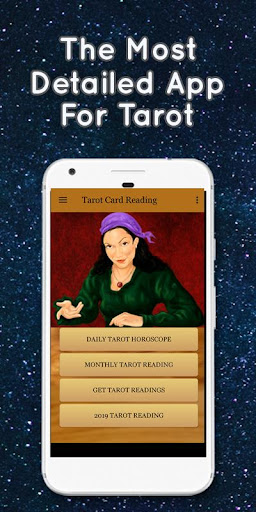 Tarot Card Reading - Love & Future Daily Horoscope 8.8 screenshots 1
