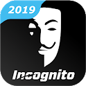 Incognito - Spyware Detector and WhatsApp Security icon