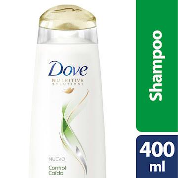 Shampoo DOVE control   caída x400ml