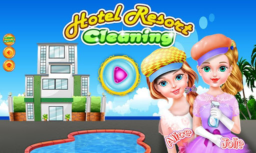 Hotel Resort Cleaning