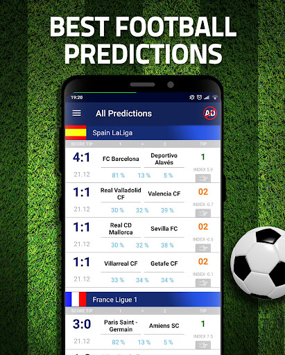 Football Predictions : Free Betting Tips All Today Apk 1