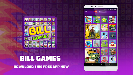 Bill Games for PC