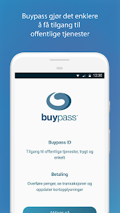 Buypass ID and payment- screenshot thumbnail