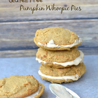 Gluten Free Pumpkin Whoopie Pies