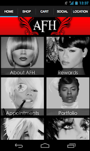 Absolutely fabulous hair salon android apps on google play for Absolutely fabulous beauty salon