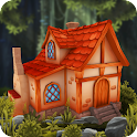 3D Forest House Free LWP icon