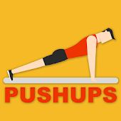 My trainer: push-UPS