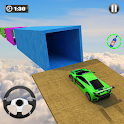 Mega Ramp Car Racing - New Car Stunts Game icon