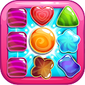 Candy Valley Match Puzzle HD