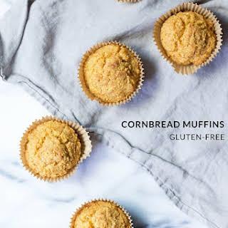 Cornbread Muffins (Gluten-free).