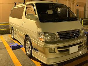 ハイエースワゴン KZH106G スーパーカスタムリミテッド H16年式のカスタム事例画像 ymatyさんの2019年10月09日10:15の投稿