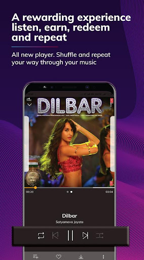 Hungama Music - Stream & Download MP3 Songs 5.2.8 screenshots 2