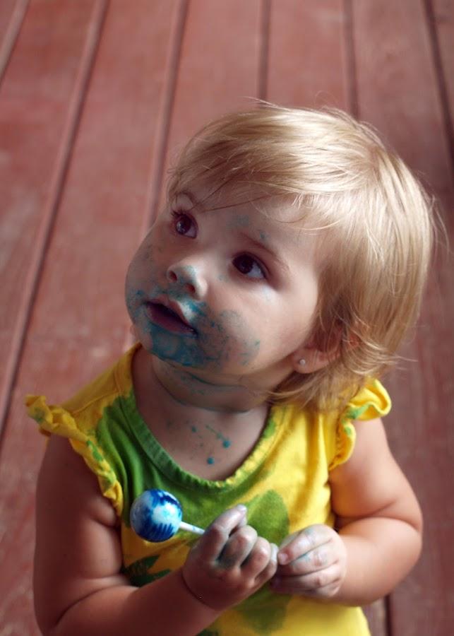Enjoyment by Jeanne Gordon - Babies & Children Children Candids ( pwclollipop )