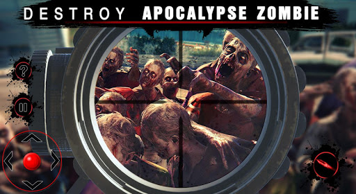 Zombie Dead Target Shooter:  The FPS Killer 1.1 screenshots 1