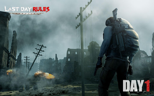 Last Day Rules: Survival screenshot 9