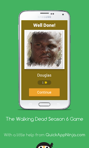 The Walking Dead Season 6 Game. Characters. Quiz.  screenshots EasyGameCheats.pro 2