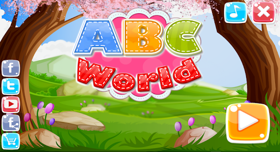 ABC world - náhled