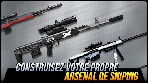 Code Triche Sniper Honor: amusant fps 3d pistolet jeu de tir apk mod screenshots 3