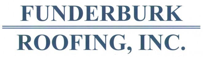 Funderburk Roofing, Inc. | Logo