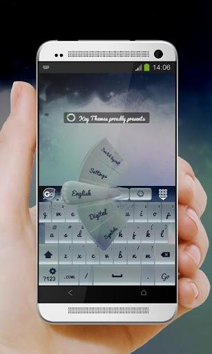 無料个人化Appのスペースエコーキーボード 記事Game
