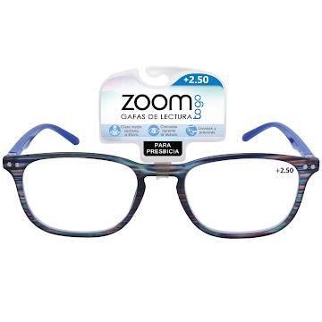 Gafas Zoom Togo Lectura Top 2 Aumento 2.50 X1Und